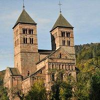 L'abbazia di Murbach
