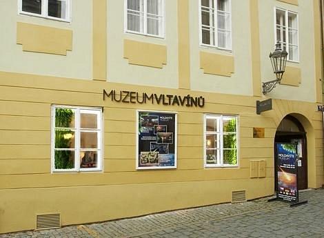 Moldavite Museum - the house
