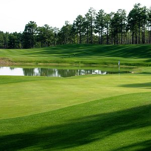 Legacy Golf Links #18
