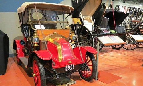 Beautiful period carriage
