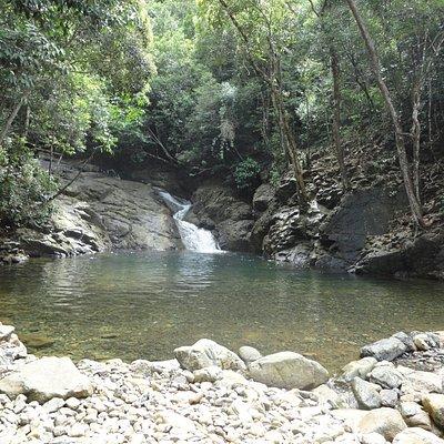 Lanbingan falls