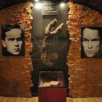 Из экспозиции в мемориальном музее-квартире Шаламова