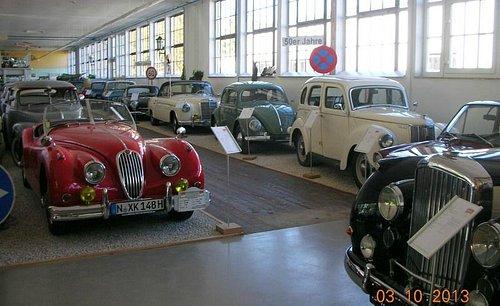 Merks Motor Museum Nuremberg