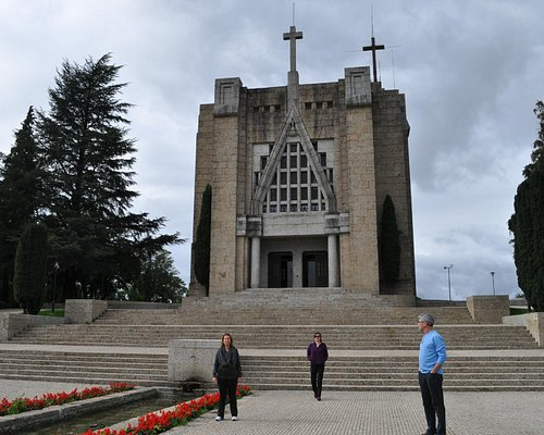 Uma linda capela.