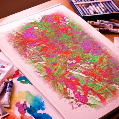 True Colors- Intuitive Painting