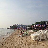 Пляж Tien Beach