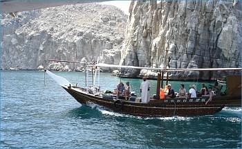 Khasab Dhow Cruise