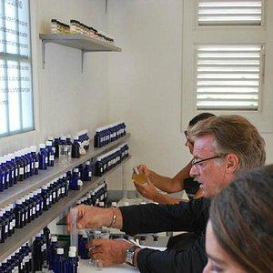 l'Atelier des Parfums