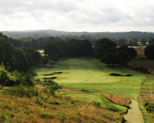 Betchworth Park Golf Club, Dorking, Surrey, 4th Hole