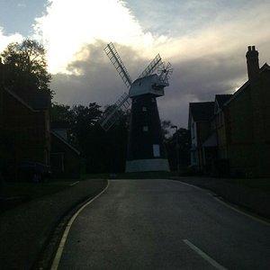 Shirley Windmill