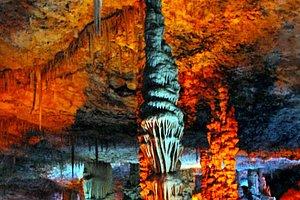 The Soreq Stalactite Cave