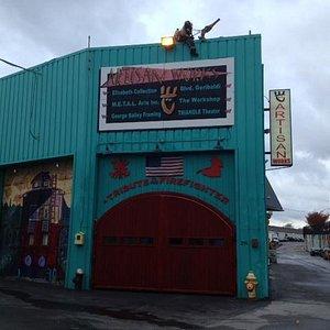 Artisan Works entrance