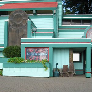 The Wax Works, Newport bayfront