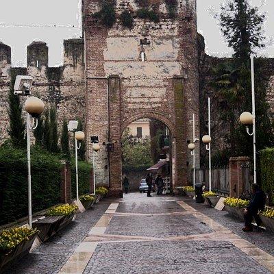 Porta di ingresso alla città