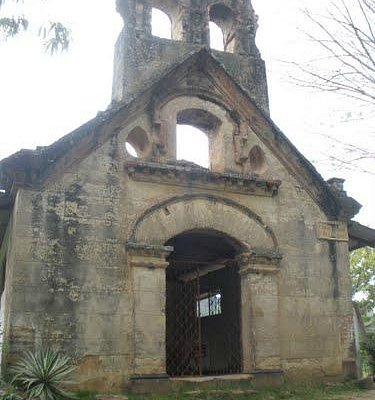Iglesia Santa Barbara de Contreras