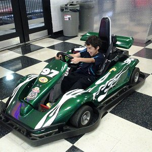 By the 401 Mini-Indy Go-Karts Reception