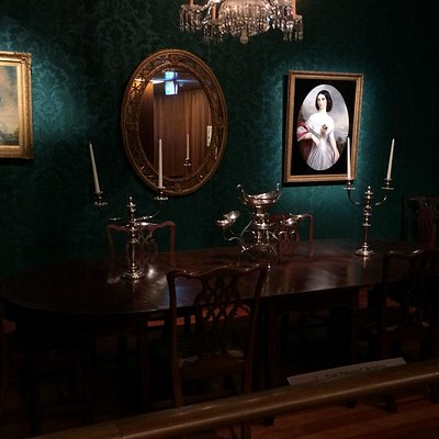 Furnishings, Paintings etc from an olden era.