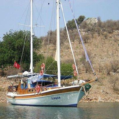 Kas Boat Trip 1
