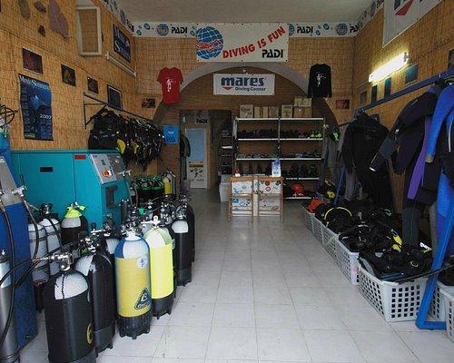 Interno diving