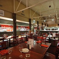 Bough House Restaurant - Outback Pioneer Hotel & Lodge