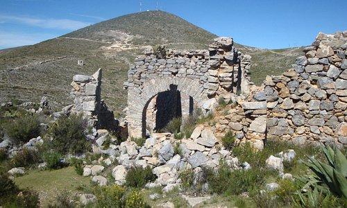 Vistas del Pueblo Fantasma, Real De Catorce, SLP
