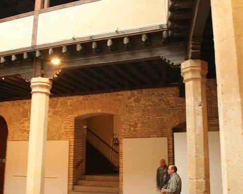 Patio of Casa de los Picos