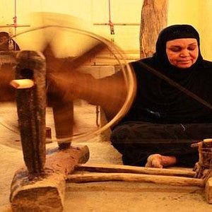 traditional weaving methods