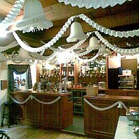 stable bar wedding