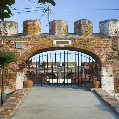 Fort Charles, Port Royal...Jamaica