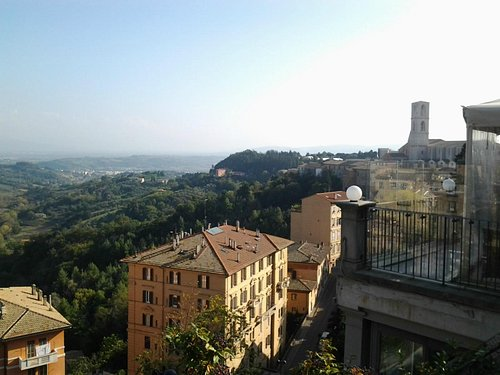 Vista panoramica Porta del Sole