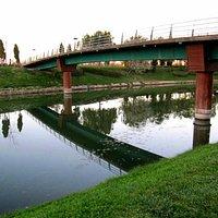 Eskişehir Kültür merkezi parkı