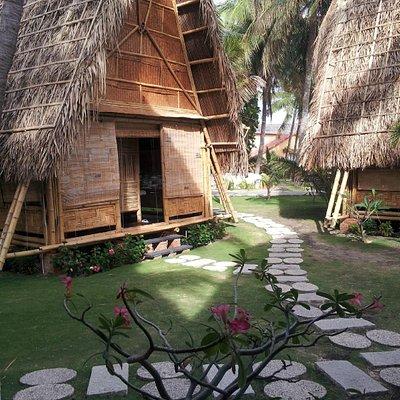Massazh cabins