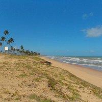 A Praia de Santo Antônio