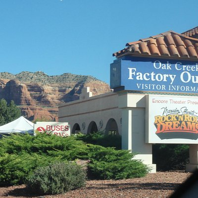 Oak Creek Factory Outlet