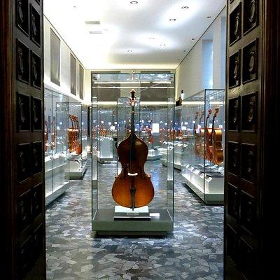 """Sala Vincitori del Concorso """"Triennale""""/Winners of """"Triennale"""" competition Room"""