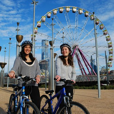Real Melbourne Bike Tours give you your bearings and make you feel like a local in no time.