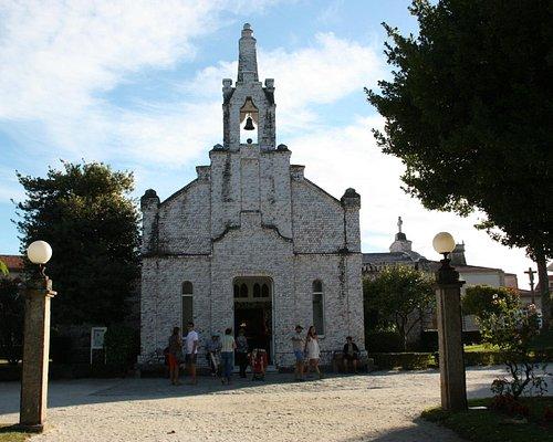 Illa da Toxa - Ermita de San Sebastián