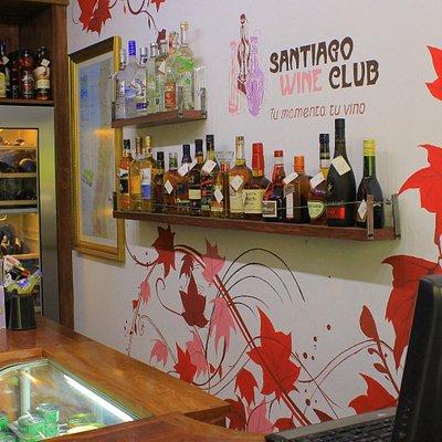 Santiago Wine Club Store