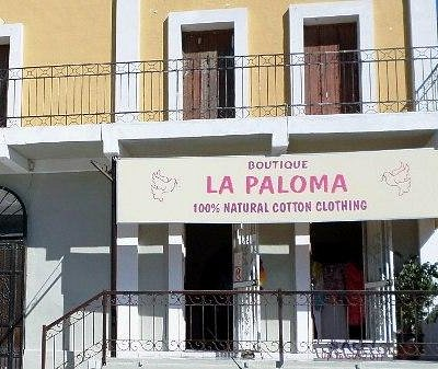 Front La Paloma