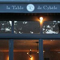 façade La Table de Cybèle