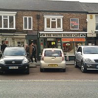 THE WHITE HORSE CAFE