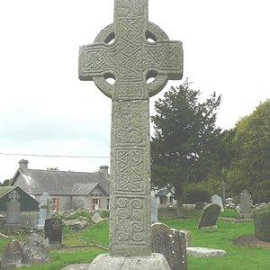 Castledermot High Cross