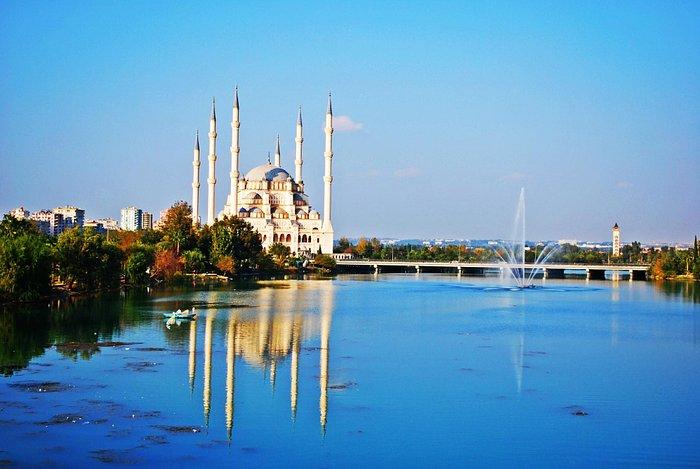 Adana Merkez Camii 6