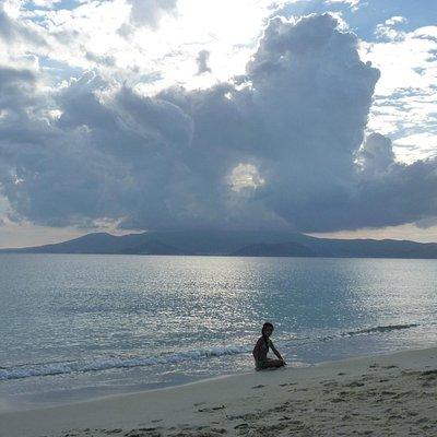 Chrisis Aktis Beach, Paros, Settembre 2013