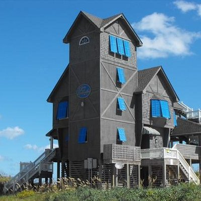 """The House From """"THE NIGHTS IN RODANTHE"""""""