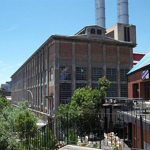 The actual brewery itself
