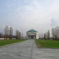 Mausoleo della Bela Rosin a Mirafiori Sud