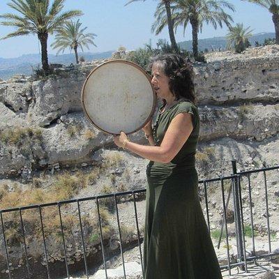 Megiddo - Armaggedon - Biblical Drum