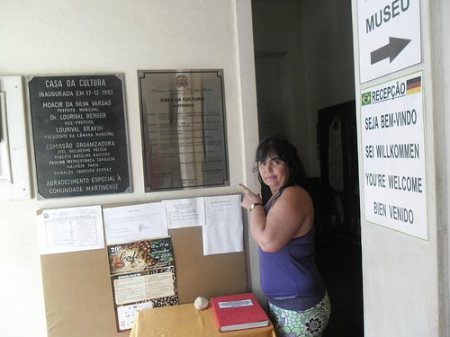 Casa da Cultura Domingos Martins