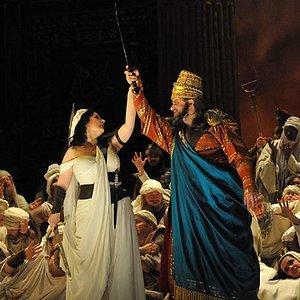 Nabucco, 2013